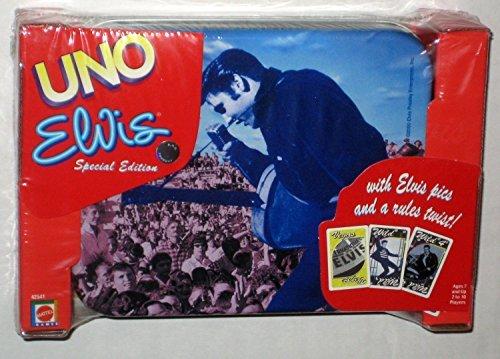 Elvis Presley by UNO Special Edition Uno