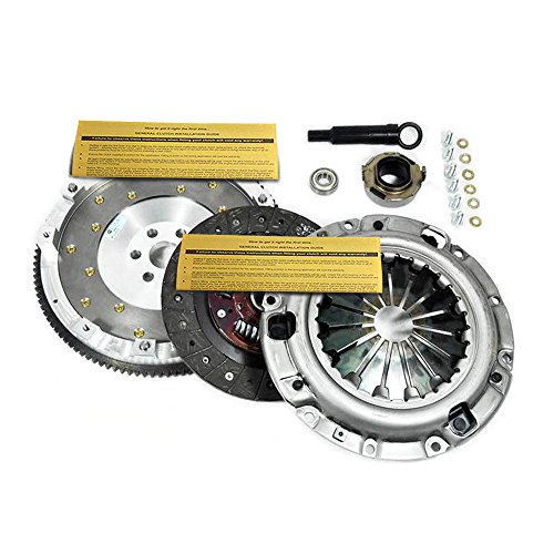 EXEDY CLUTCH PRO-KIT+FIDANZA ALUMINUM FLYWHEEL FORD PROBE MAZDA MX-6 626 2.0L