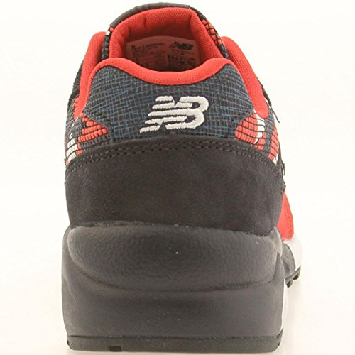 Balance pw New Pw rouge red Black Noir Femme Wrt580pw Sneakers dYrUgYq