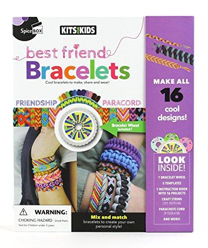 Spicebox Books Kids Best Friend Bracelets