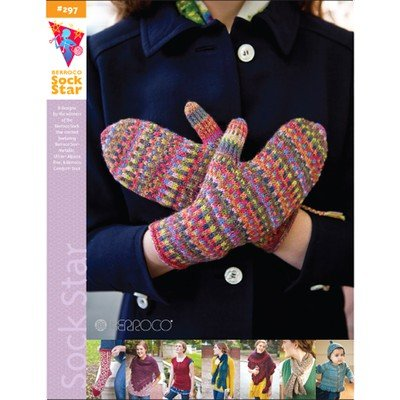 Berroco - Sock Star Booklet (# 297) - Knitting Book from Berroco