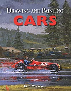 drawing and painting racing cars michael turner shows you how
