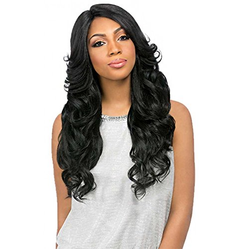 [[Lace Front Wig]Sensationnel Empress Synthetic Custom Lace Front Edge Wig-Perm Romance-New (1)] (Perm Wigs)