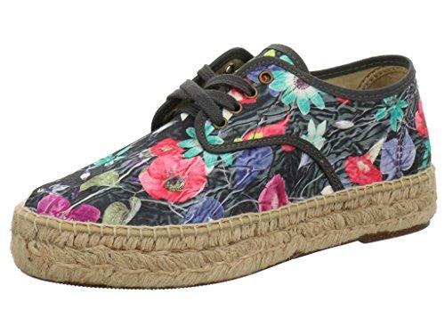 donna World Natural eco 671 Sneaker friendly 701 Nero YPaPSqU