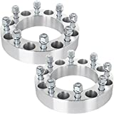 ECCPP 2X 1.5 Wheel Spacers Adapters 8x170 to 8x170 125mm 8 lug for Ford F250 F350 Ford EXCURSION with 14 Studs Lug nuts