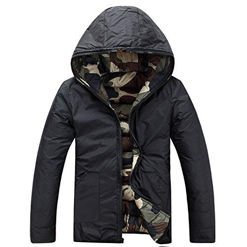 Amazon.com: 2019 Warm Style Winter Jacket Men Camouflage Soft Shell Mens Jackets and Coats Chaquetas Hombre New Veste Manteau Blouson Homme Men Coat Army ...