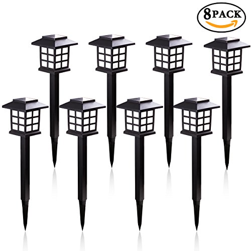 8 Pack Solar Lights - 2