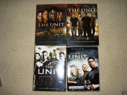 The Unit [Seasons 1-4] Complete ()