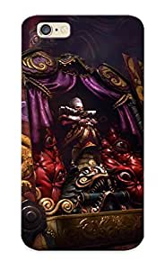 Crazinesswith Top Quality Rugged Castlevania Lords Of Shadow 2 Case Cover Deisgn For Iphone 6 For Lovers