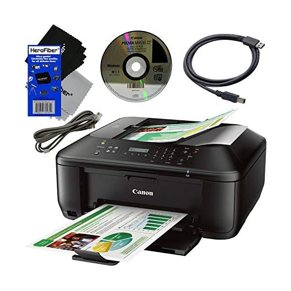 Canon PIXMA MX532 All-in-One Printer
