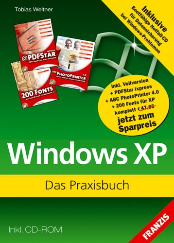 Windows XP, m. CD-ROM