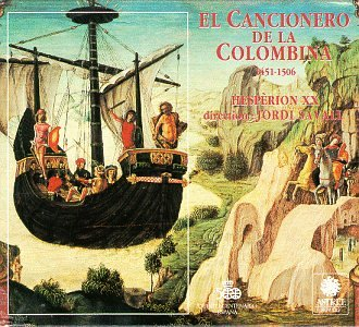 El Cancionero de la Colombina 1451-1506