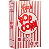 1E Close-Top Popcorn Box (500/Case)