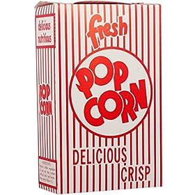 3E Close-Top Popcorn Box (500/Case)