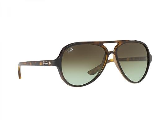 ray-ban rb4125 cats 5000 prescription sunglasses