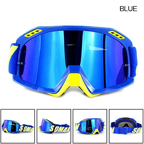 Motorista 3 Sol 4 Estilo de Gafas iShinè Mujer estilo Gafas Adulto Hombre protección Unisex Deporte de glasses qAtgwg