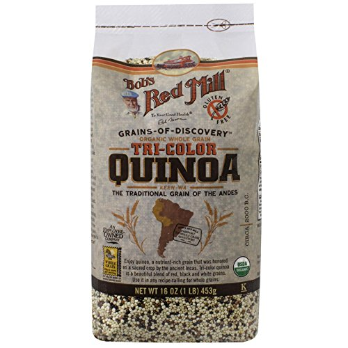 Bob's Red Mill Organic Quinoa Tricolor