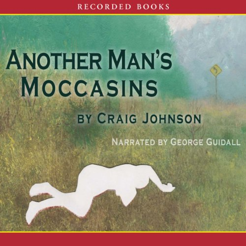Another Man's Moccasins: A Walt Longmire Mystery cover