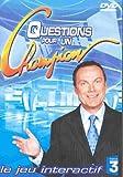 Questions pour un champion [DVD Interactif]