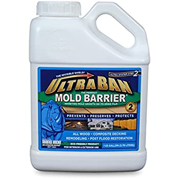 Amazon Ultraban Mold Barrier The Ultra System Step 2 1 gal