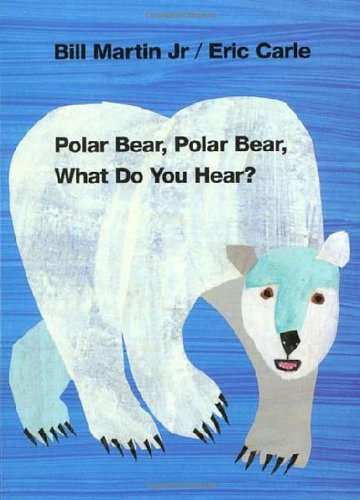 Books Bears Baby (Polar Bear, Polar Bear, What Do You Hear? (Brown Bear and Friends))
