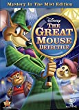 The Great Mouse Detective (Mystery in the Mist Edition) by Walt Disney Studios Home Entertainment