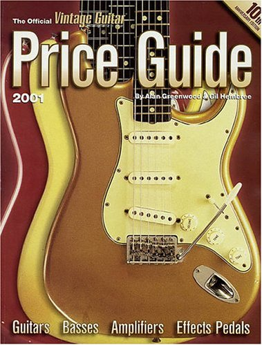 Download The Official Vintage Guitar  Price Guide, 2001 Edition (Official Vintage Guitar Magazine Price Guide) pdf epub