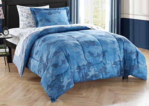 (Heritage Kids Twin Comforter Set Camo 2 Piece)