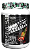 Nutrex Research Outlift Pre-Workout Supplement, Fruit Punch, 496 Gram
