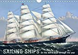 Sailing Ships (UK Version) 2020: On the world seas though the year (Calvendo Science)