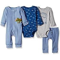 Carter's Baby Boys 4-Piece Gift Set