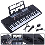 Best Gifts 61 Keys Kids Electronic Digital Music Piano Keyboard Perfect For Stimulating Your Child's Imagination