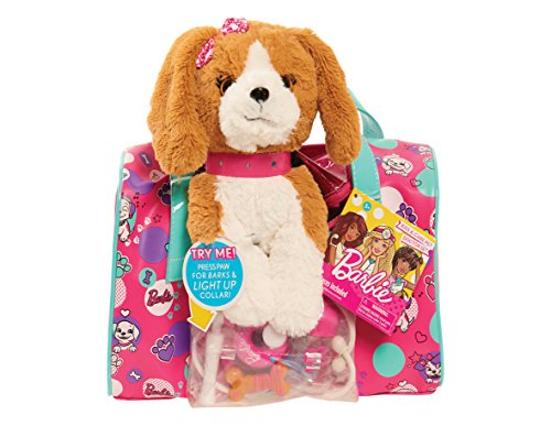 Just Play 61383 Barbie Vet Bag Plush