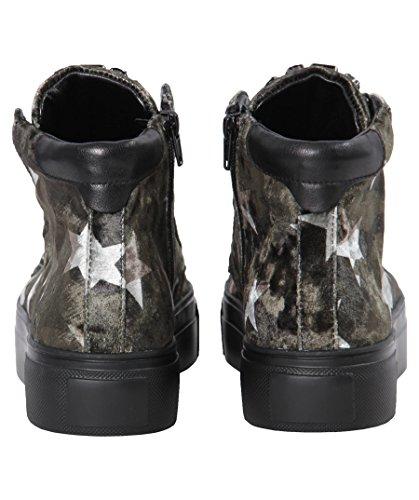 Kennel & Schmenger Damen Sneakers oliv (45)