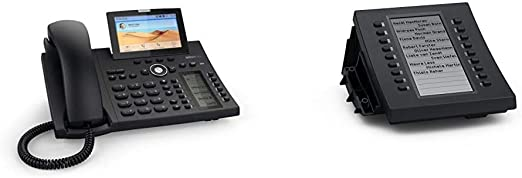 Snom D385 Tischtelefon 12 Physische Elektronik