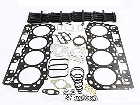 Amazon Com Gm Duramax Lb7 6 6 Head Gasket Set With Head Bolts 037