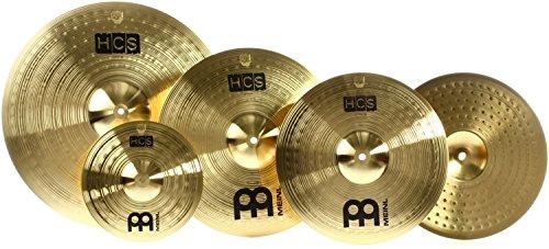 meinl-cymbals-hcs141620-10-hcs-pack-cymbal-box-set-with-14-hi-hat-pair-16-crash-20-ride-plus-a-free-