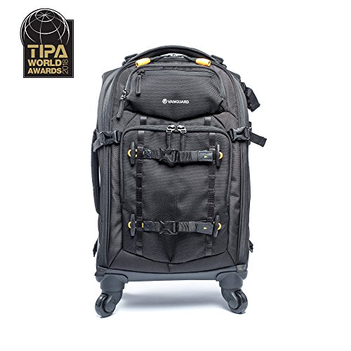 Vanguard ALTA FLY 55T DSLR Camera Backpack, 4 Wheel Spinner/Trolley (The Best Backpack Blower)