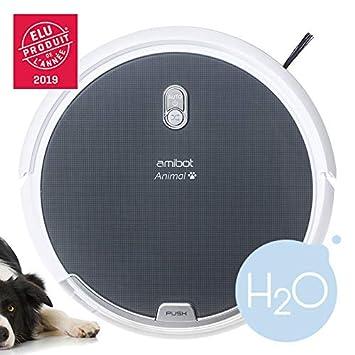 Amibot Animal Comfort H2O - Robots aspiradora: Amazon.es: Hogar
