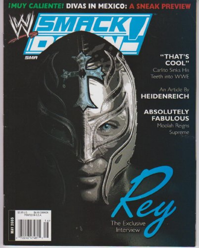 WWE Smackdown Magazine May 2005 ()