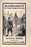 img - for Massasoit of the Wampanoags book / textbook / text book