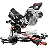 "Craftsman Miter Saw 10"" Single Bevel Sliding Compound"