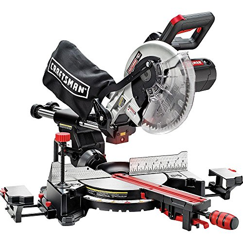 craftsman-10-single-bevel-sliding-compound-miter-saw-21237