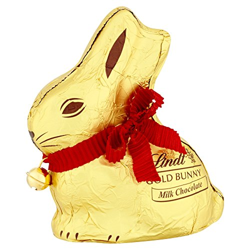 Lindt GOLD BUNNY - Milk Chocolate 3.5 Ounce