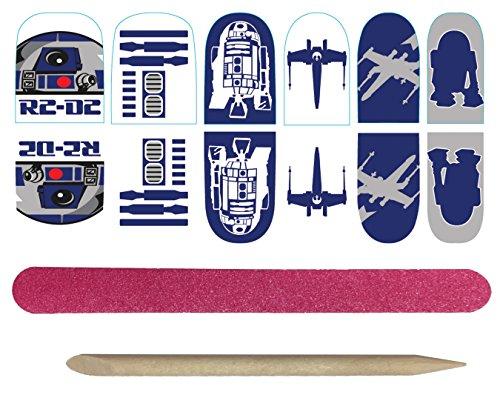 Rubie's Adult Star Wars R2-D2 Nail