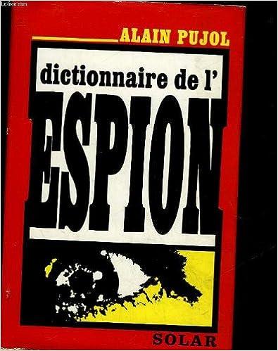 Lire un Dictionnaire de l'espion pdf, epub