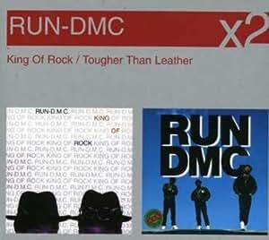 Run DMC - King Of Rock/Tougher Than Leather by Run DMC ...