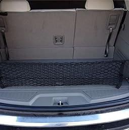 Envelope Trunk Cargo Net For GMC Acadia Buick Enclave Chevy Traverse 2010 - 2016