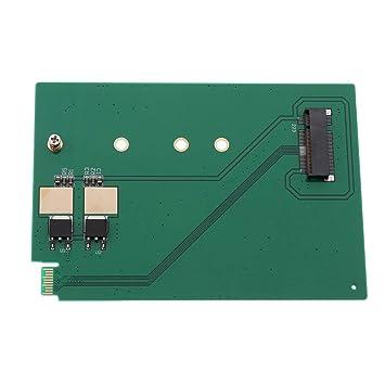 D DOLITY Tarjeta de Convertidor NGFF SATA SSD Equipos ...