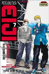 Psychometrer Eiji, tome 7 par Kibayashi